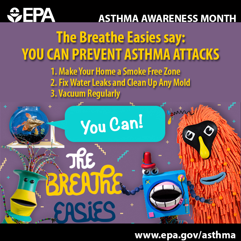 You Can Prevent Asthma Attacks