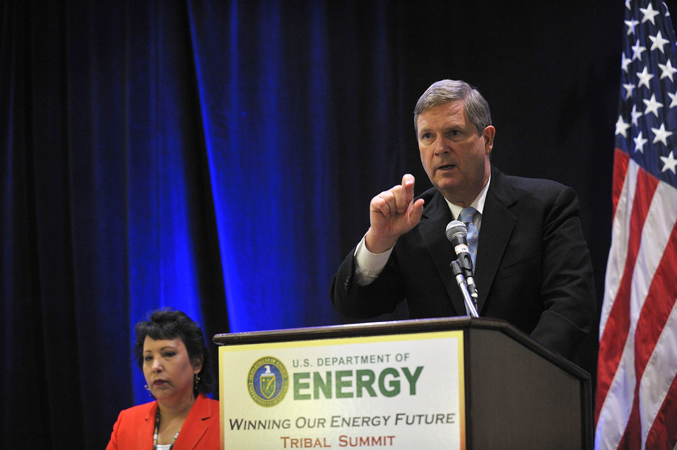 Secretary of  Agriculture (USDA), Tom Vilsack