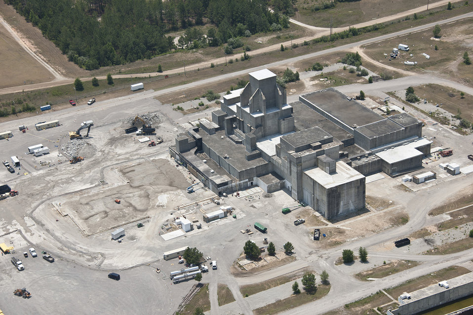 Aerial Photo of P Reactor