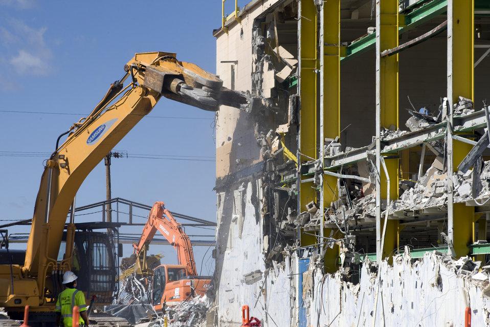 Los Alamos Demolition Work