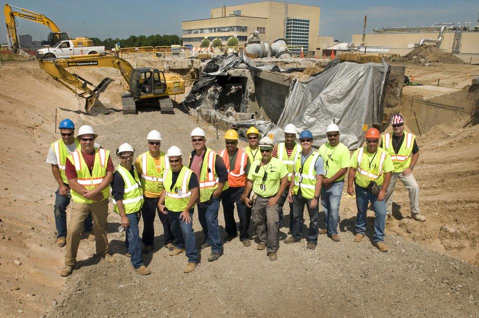 BGRR Demolition Crew