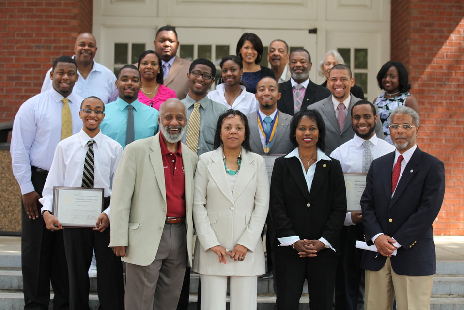 Morehouse and Spelman awards May 2012