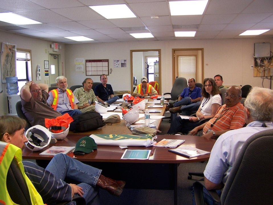 Moab IPT Meeting