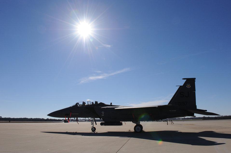F-15E incident in Libya