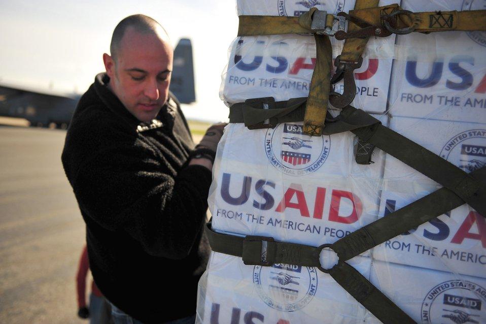 US Aid to Tunisia