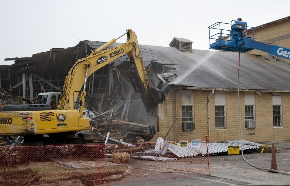 Oak Ridge Y-12 Demolition