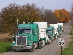 TRU Shipments to WIPP
