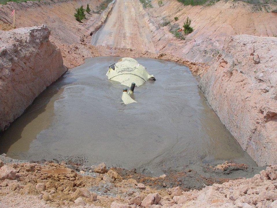 HWCTR PV Disposal, 4-21-11
