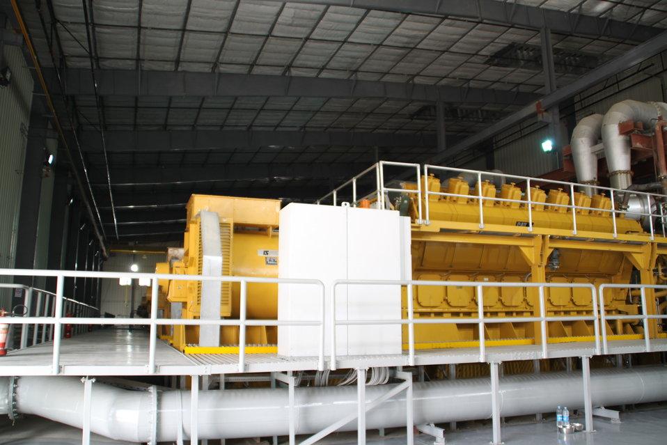 105 MW Tarakhil Power Plant Handover