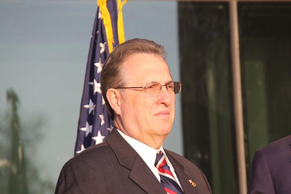 Ambassador Wayne