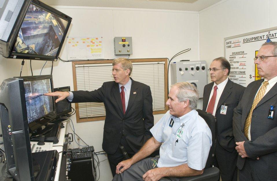 Brookhaven Reactor Visit