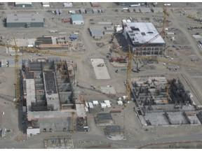 Hanford WTP Construction
