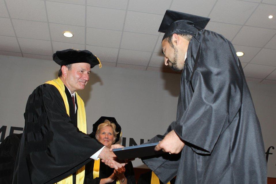 100526 AUAF Graduation 280