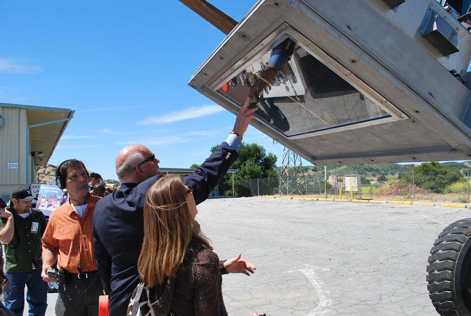 Santa Susana Field Laboratory (SSFL) Field Office Opening Ceremony