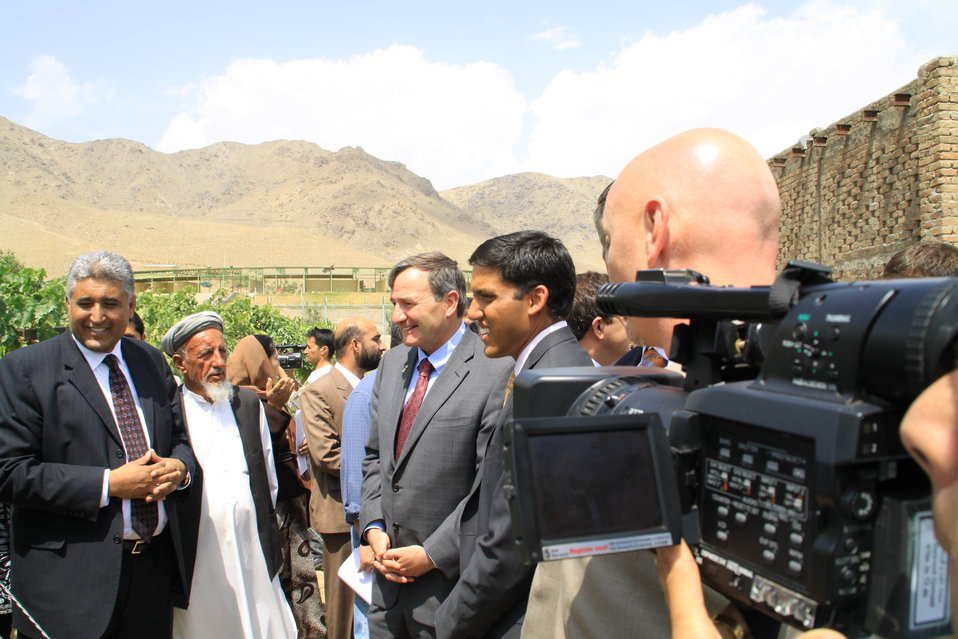 Afghan Farmers Gain More Access to Credit through New $100 Million