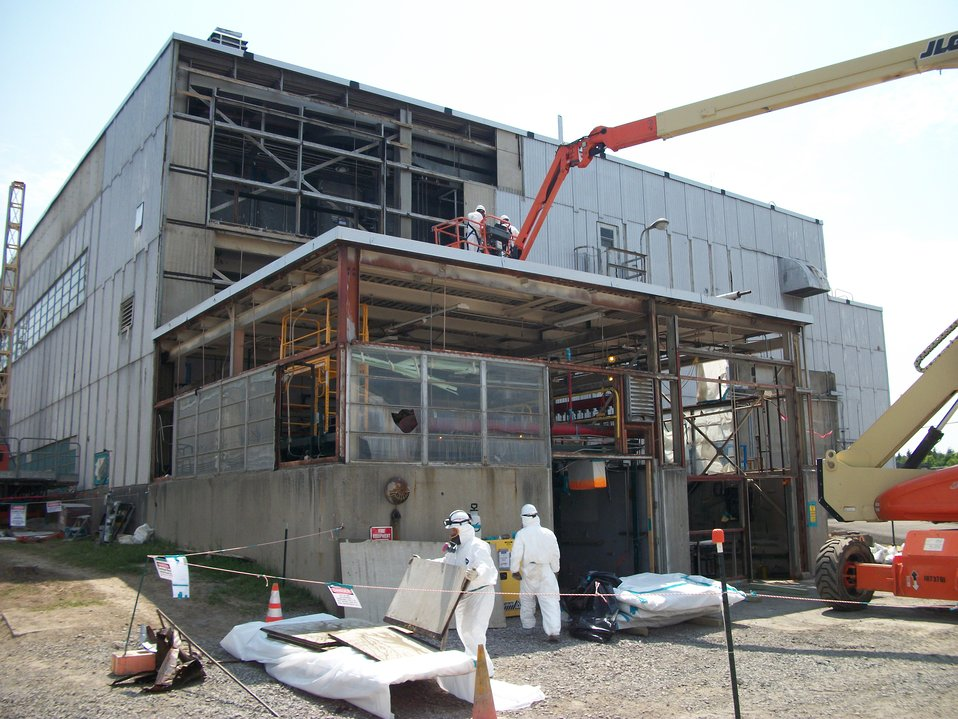 Recovery Act Keeps SPRU on Track for Closure in 2011