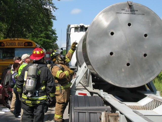 Georgia Hosts Multi-Agency WIPP Transportation Exercise