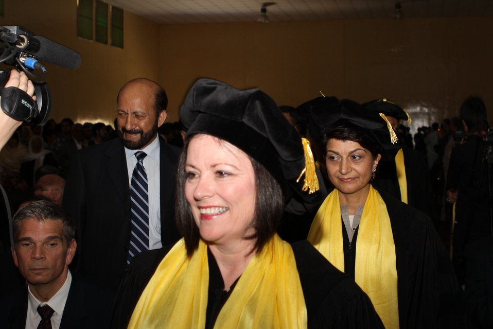100526 AUAF Graduation 110
