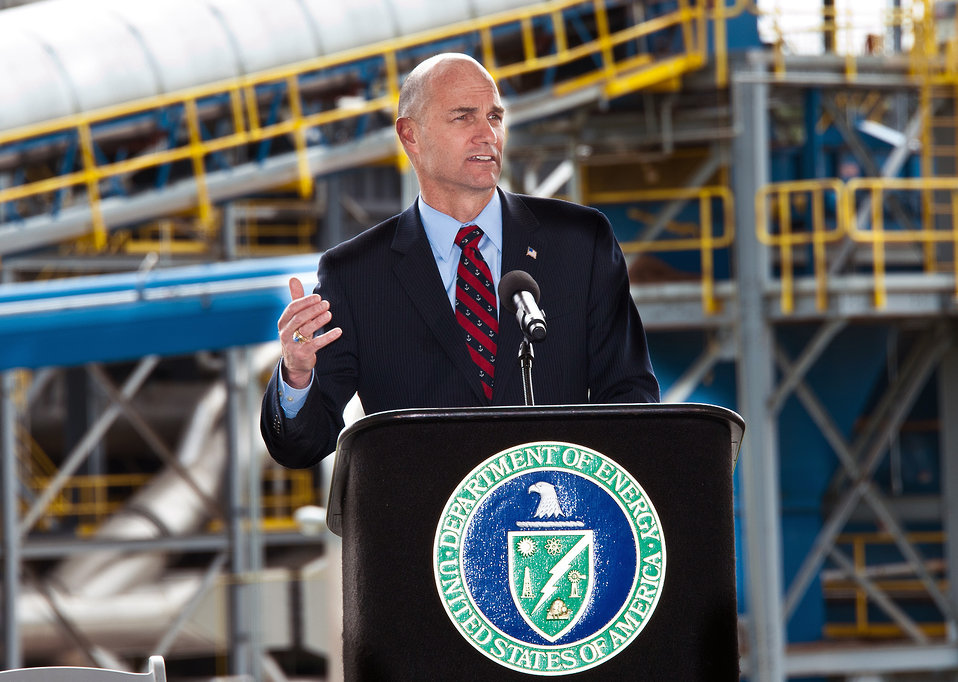 EM Celebrates Ribbon Cutting for New Biomass Plant at Savannah River Site