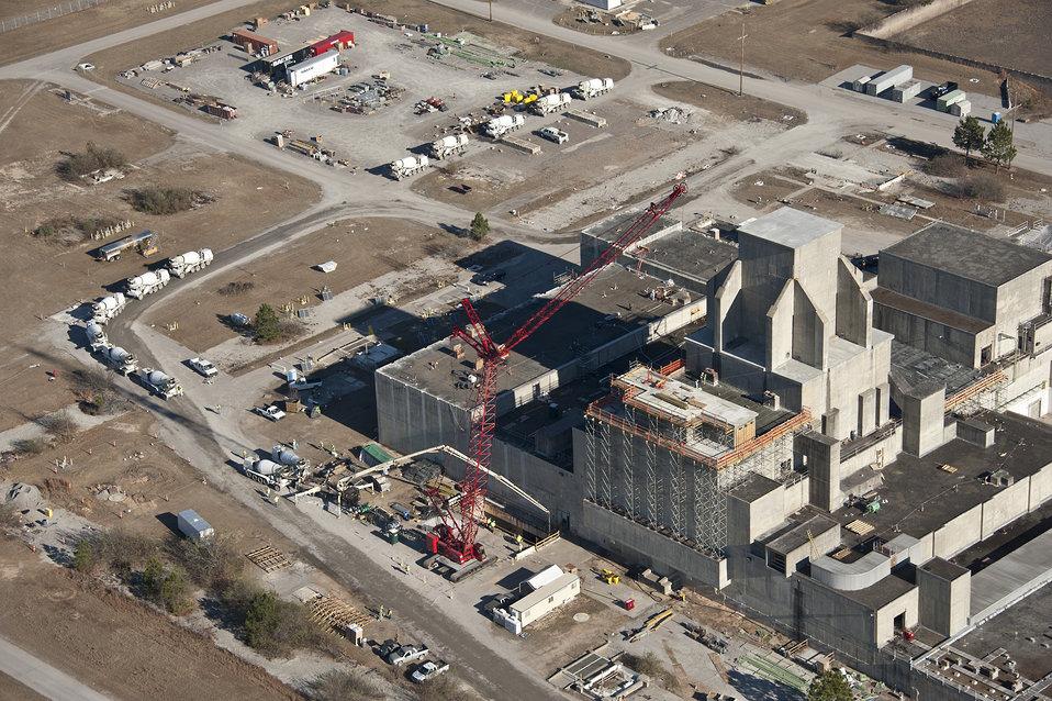 P Reactor Aerial