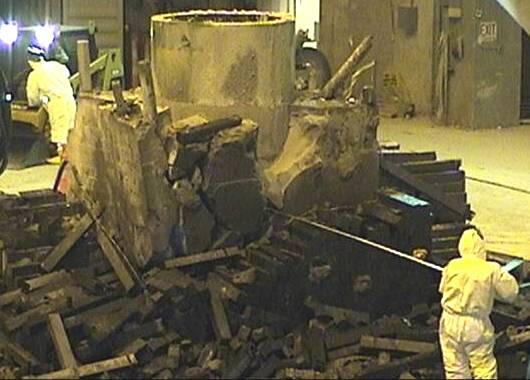 Materials Test Reactor