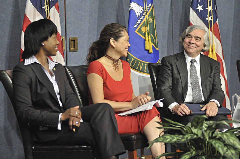 Launching the Minorities in Energy Initiative