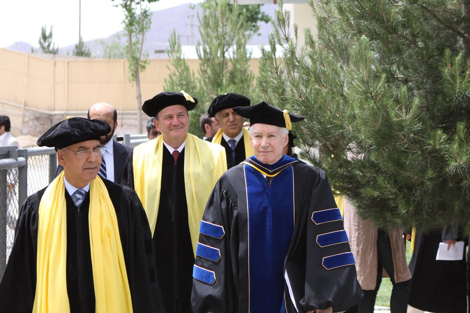 100526 AUAF Graduation 102