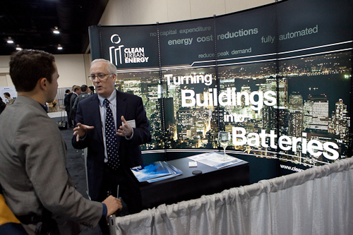 Turning Buildings into Batteries