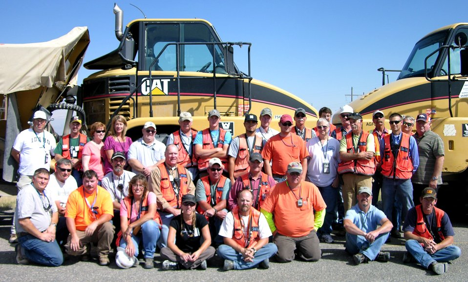 Idaho CERCLA Disposal Facility achieves four years without a recordable injury