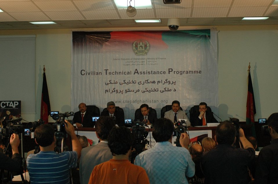 Civilian Technical Assistance Program Launch