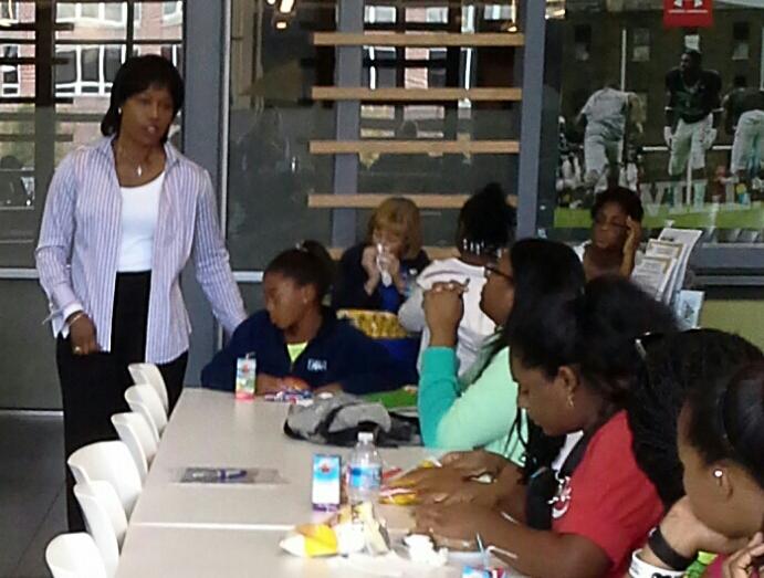 Sept 14 2013 Girls in STEM Summit