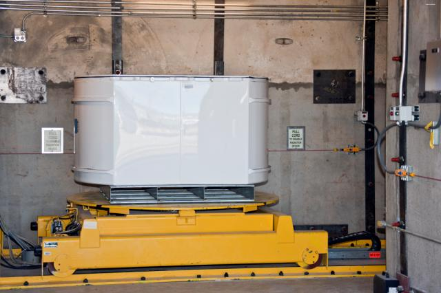New Facility Aids in Lab's Capability to Ship TRU Waste to WIPP