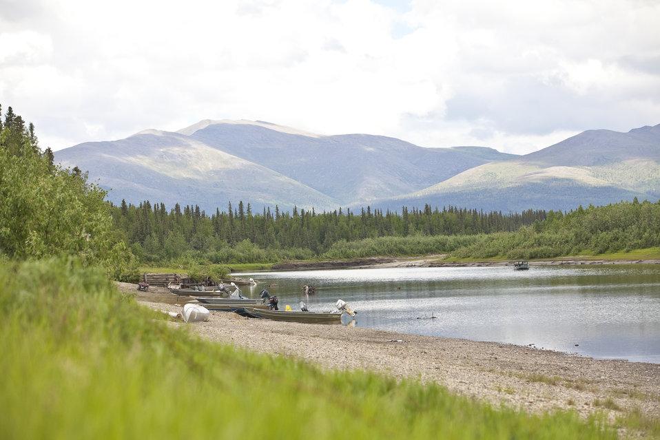 Northwest Alaska landscape