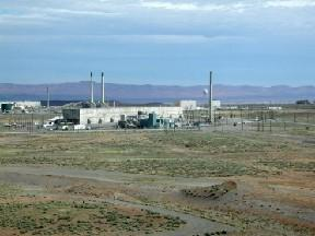 Hanford facilities