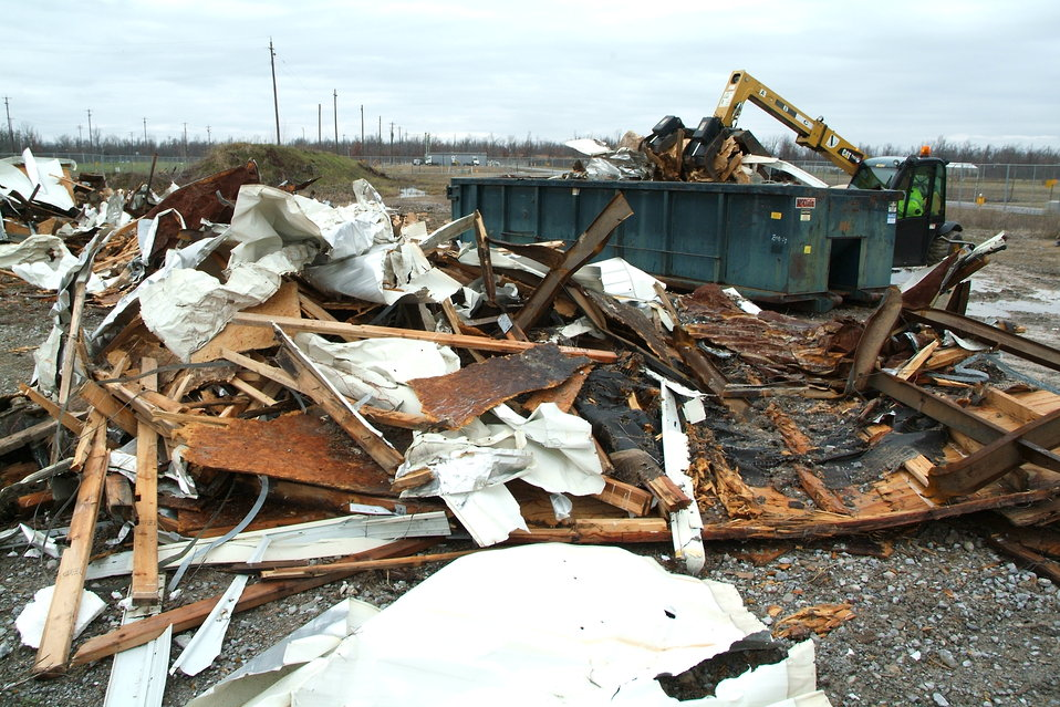 Cost-Efficient Work Rids Paducah Site of Old Facilities
