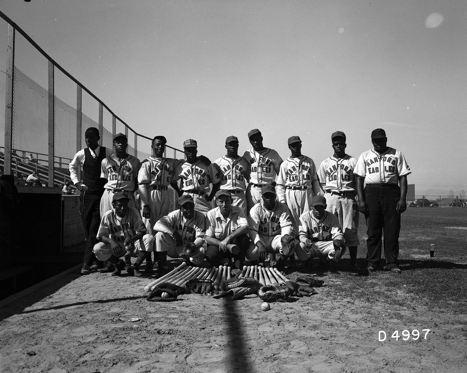Hanford Eagles Baseball Team