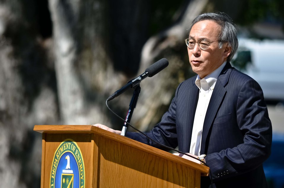 SECRETARY CHU HANFORD ALL EMPLOYEE MEETING 2012