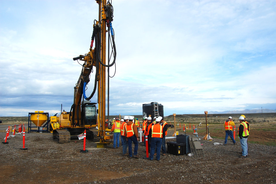 Idaho Cleanup Project Finishes Recovery Act Project to Protect Aquifer Early