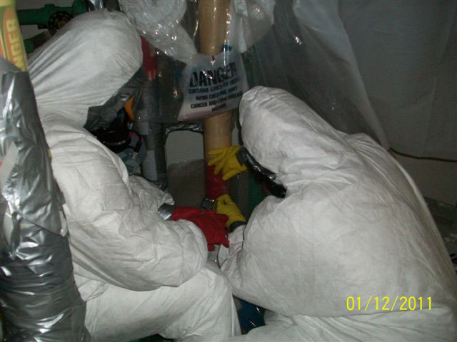 Workers Complete Asbestos Removal at West Valley to Prepare Facility for Demolition