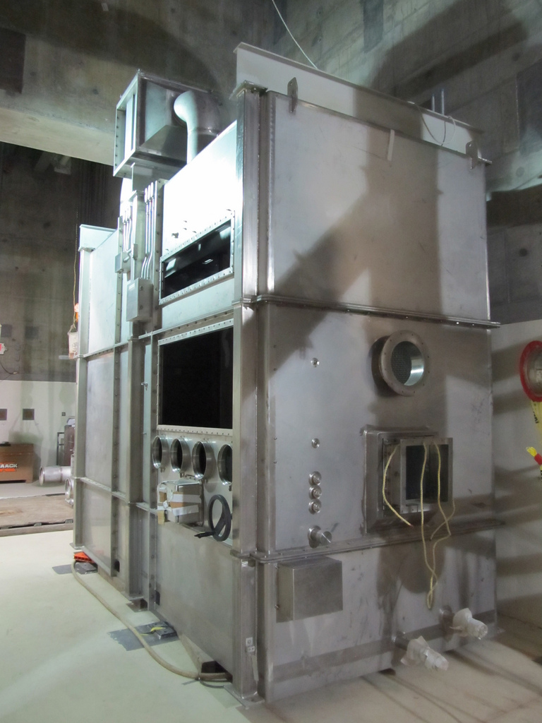 Hanford Waste Treatment Plant completes important mechanical installation in Pretreatment Facility