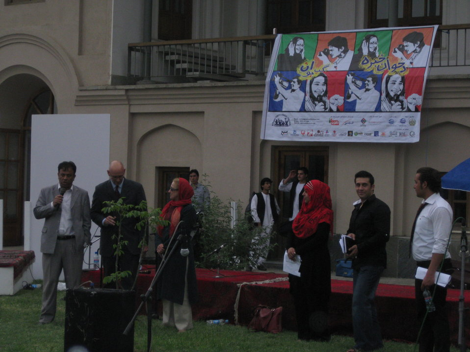 Afghan Youth Voices 117