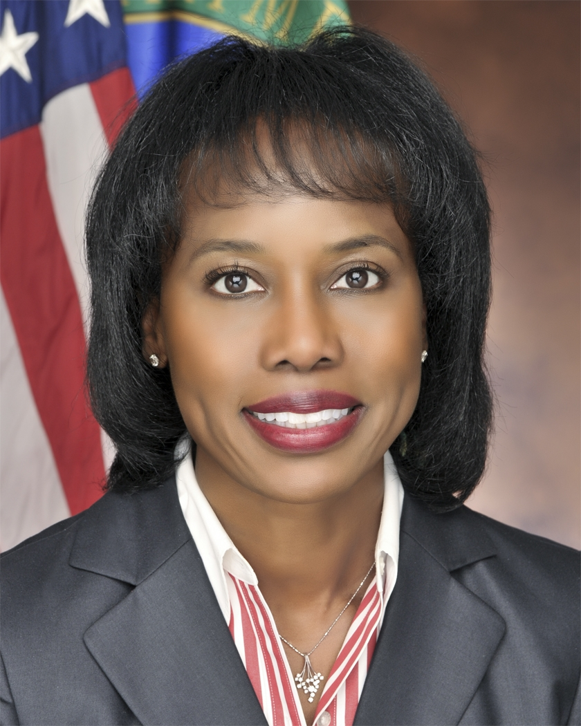 Dot Harris, Director, Office of Economic Impact and Diversity