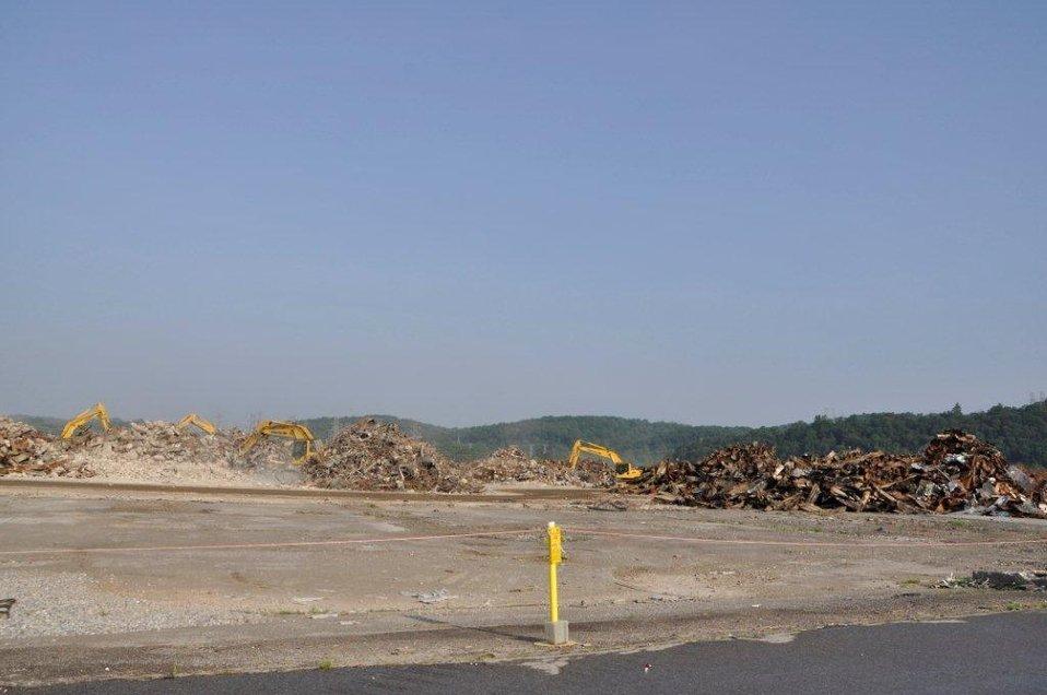 K-33 cleanup at Oak Ridge
