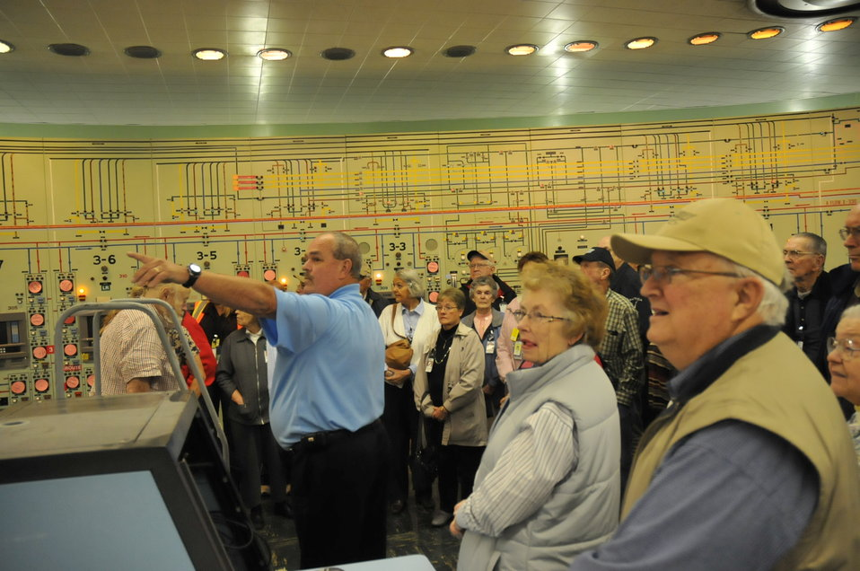 Site Tours at Portsmouth Offer Public Lessons on Shuttered Facility's History