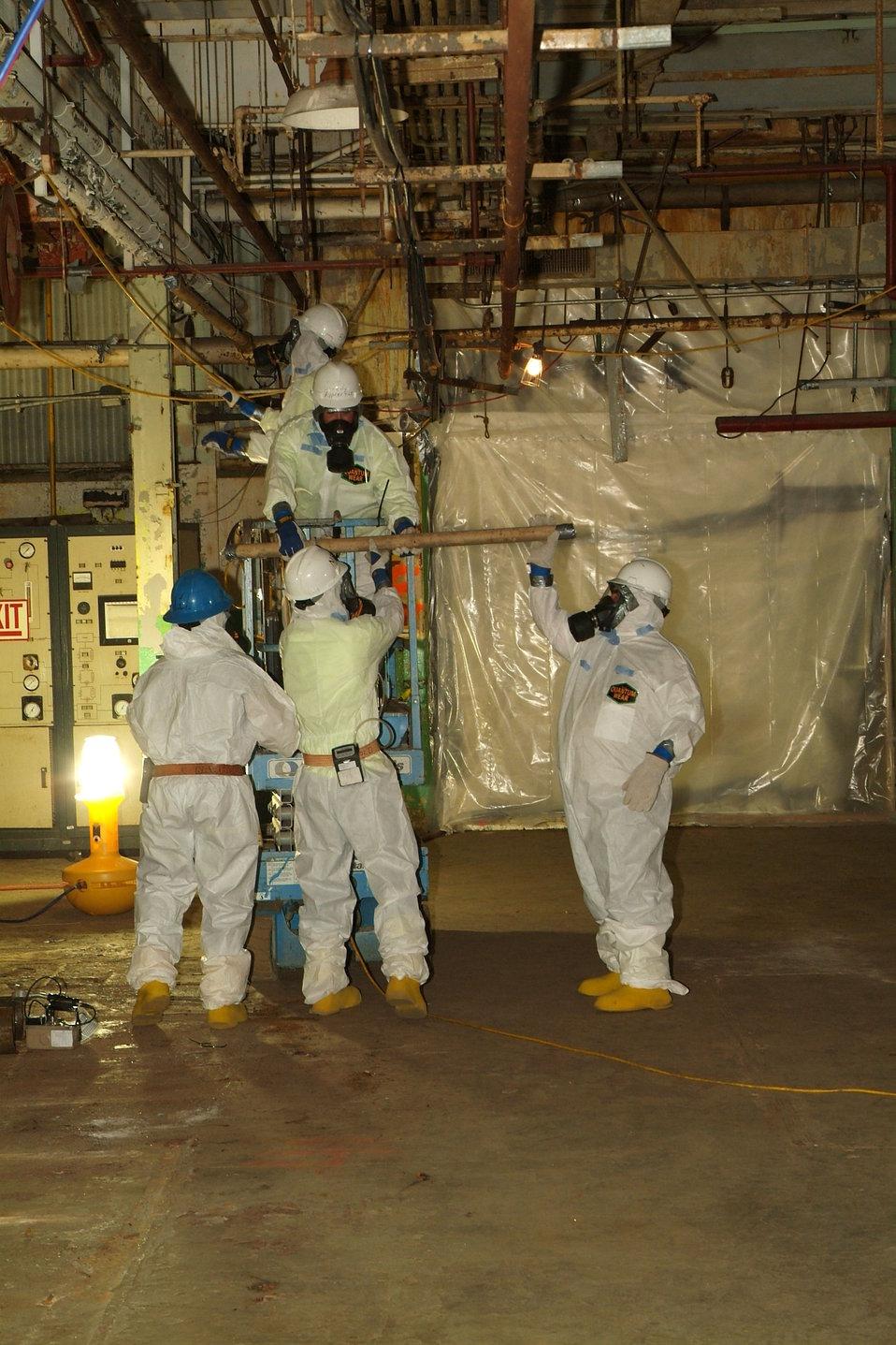 Paducah Asbestos Removal