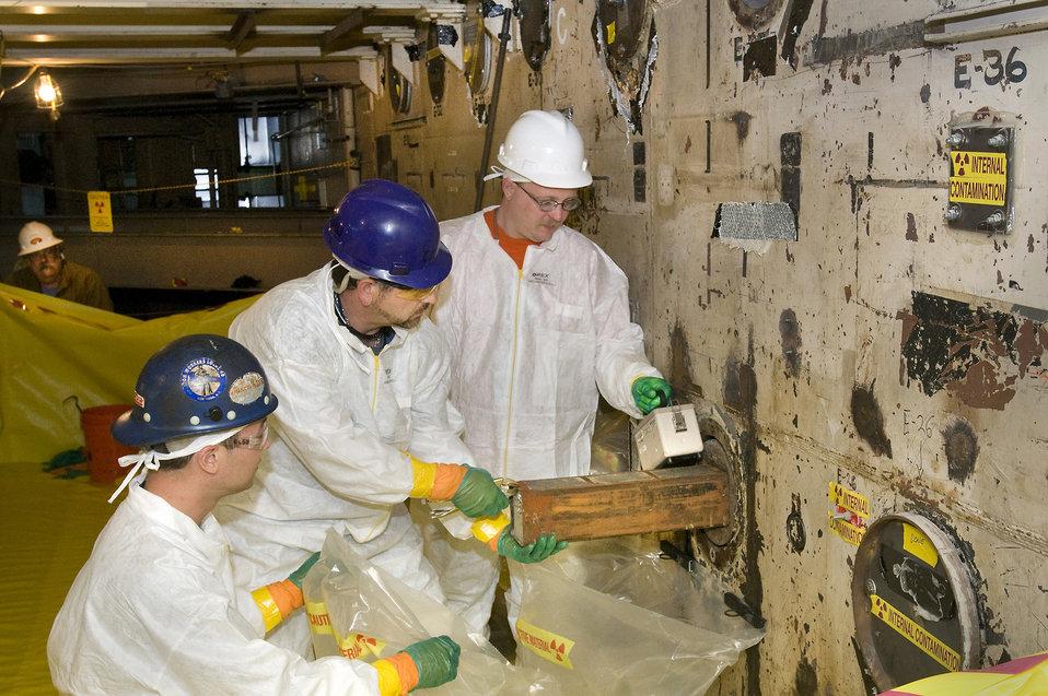 Brookhaven BGRR Decommissioning
