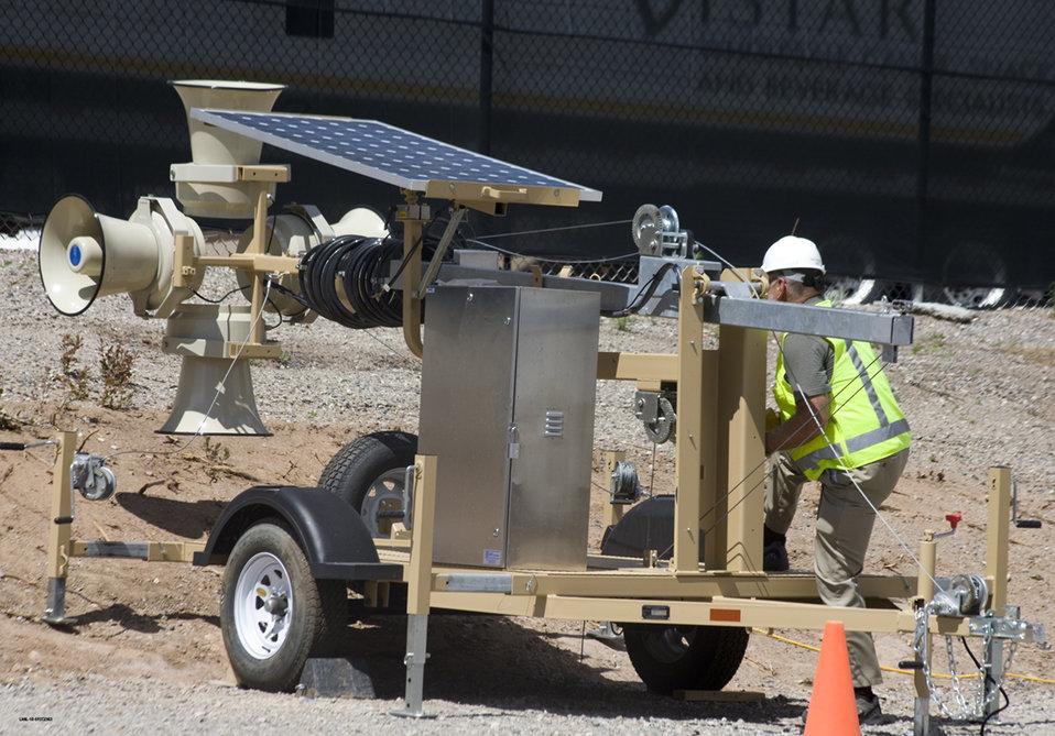 Remote-control excavators