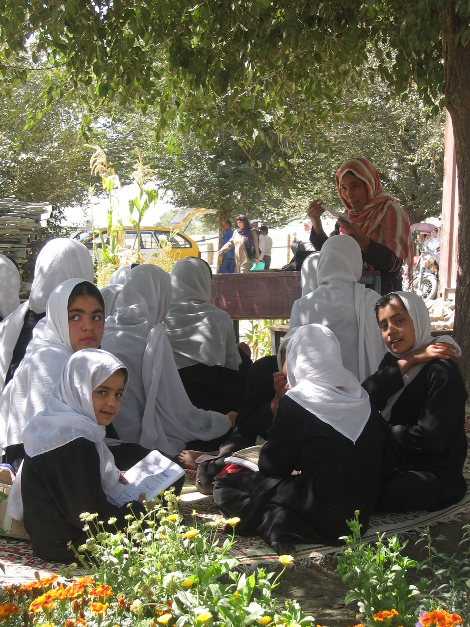 Kabul Sardar Kabuli Girls School