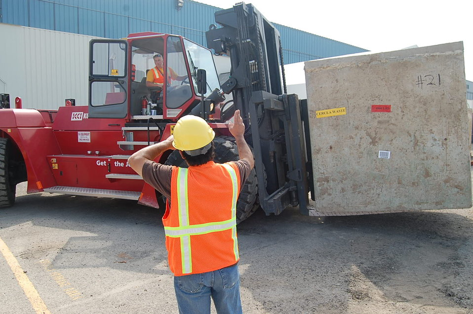 Idaho's Advanced Mixed Waste Treatment Project Workers Complete Recovery Act Project