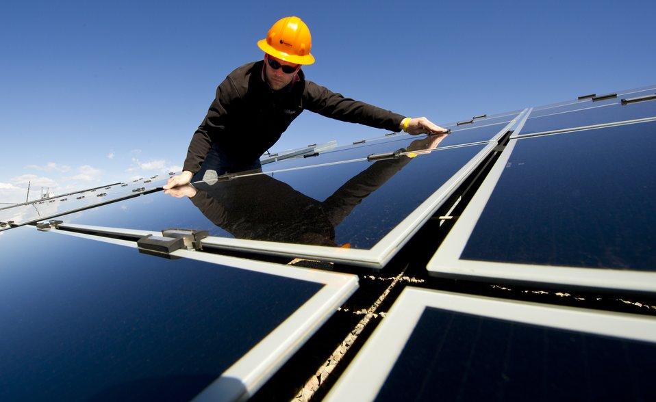 Solar Testing Facility